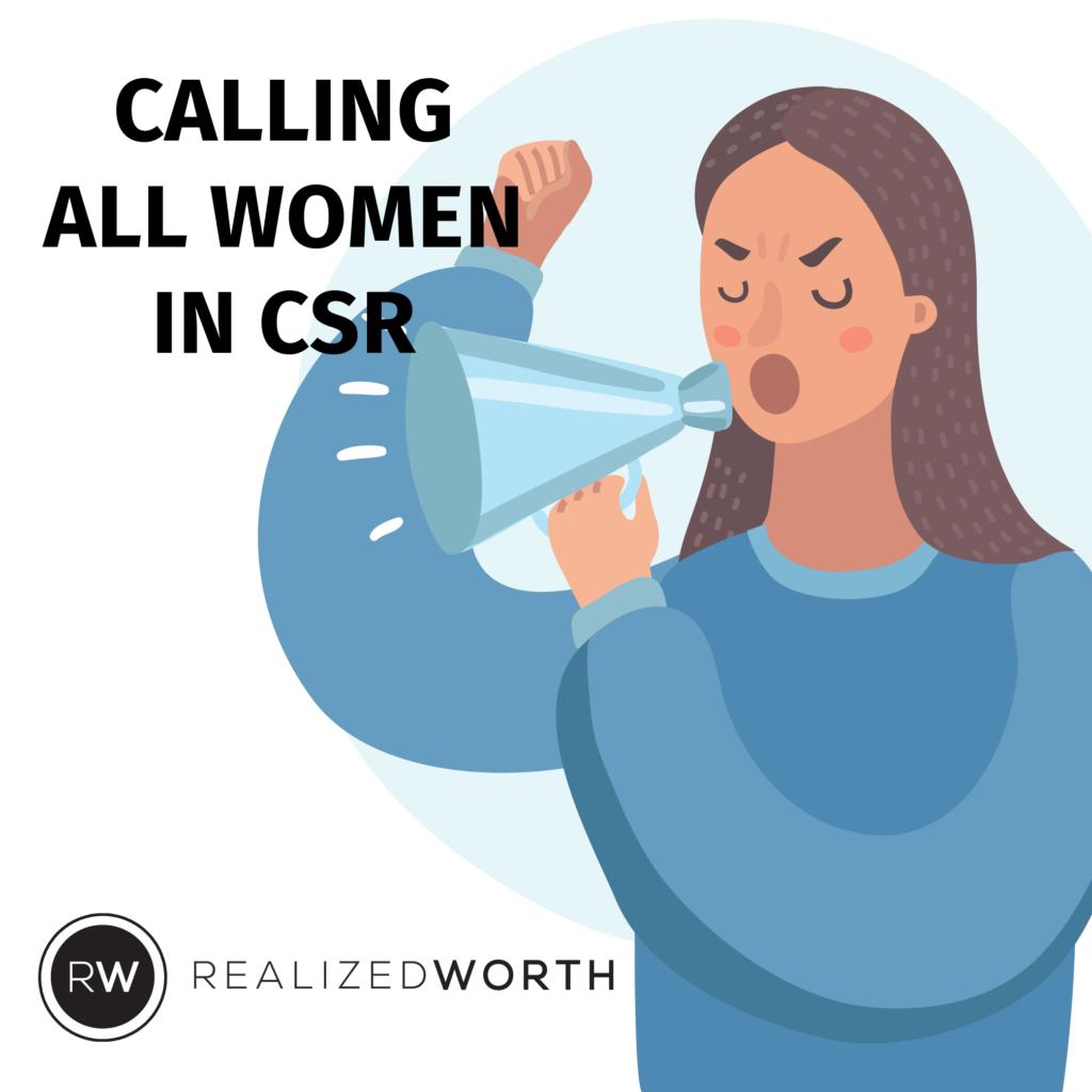Calling all women in CSR: #PressForProgress